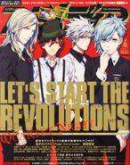Animedia April 2015 cover