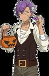 (Patchwork Frankenstein) Adonis Otogari Full Render