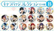 Ensemble Stars character badge collection B