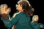 (At Twilight) Rei Sakuma Full Render