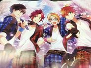 Animedia May 2015 poster