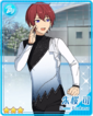 (Young and Energetic Skater) Tsukasa Suou