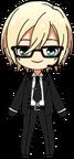 Eichi Tenshouin Agent chibi