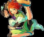 (Leaping Vigor) Yuta Aoi Full Render Bloomed