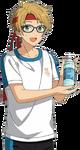 (Glasses Prediction) Makoto Yuuki Full Render