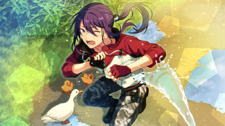 (Showdown with Friend) Souma Kanzaki CG