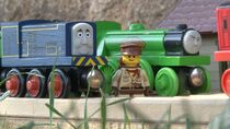 Sidney and the Flying Scotsman