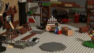 Bluebell Manor- Larson's Workshop