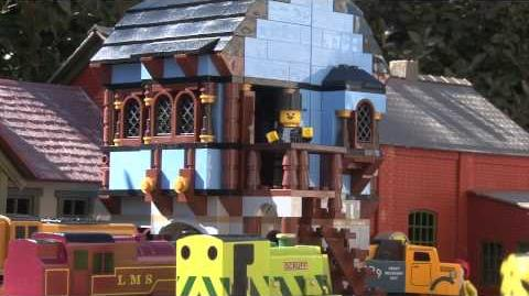Enterprising Engines- Lift Bridge
