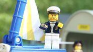 Sailor John with moral compass