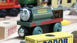 Samson the Proud Engine