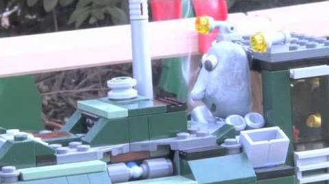 Enterprising Engines Wilbert the Lumberjack