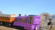 Culdee up in the mountain with Catherine