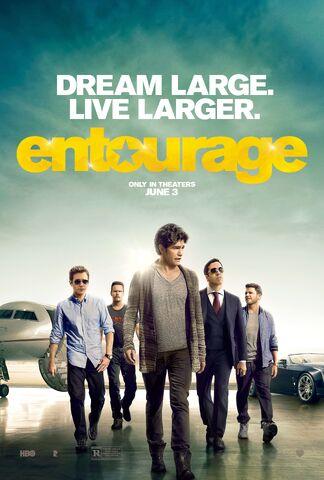 File:Entourage film poster.jpg