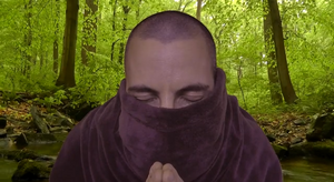 The Forest Monk