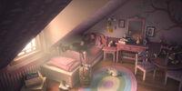 M.K.'s Bedroom
