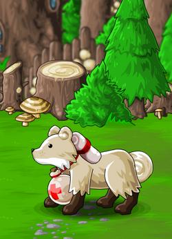 EBF4 Foe Friend Dog