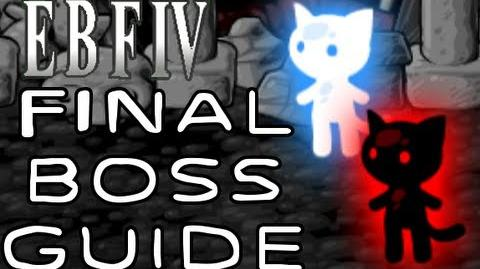 Epic Battle Fantasy 4 Final Boss Guide Godcat, Creator and Destroyer