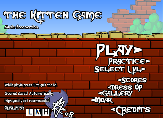 File:Kitten Game Title Screen.png