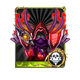 Warlock Neiss+ Card