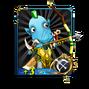 Hunter+3 (R) Card