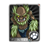 Cave Druid Card