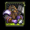 Dwarf Paladin Card
