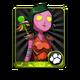 Female Druid (UC) Card