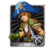 Male Pirate Card