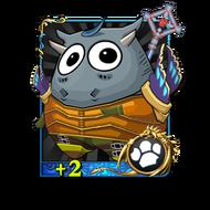 Druid+2 (R) Card