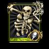 Flame-Eye Skeleton+ Card
