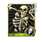 Flame-Eye Skeleton+ Card