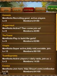 Guild Rank