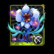 Blue Sapling Card