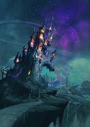 Dark beauty castle123