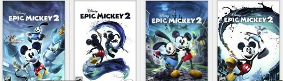 Epic mickey 2 possible