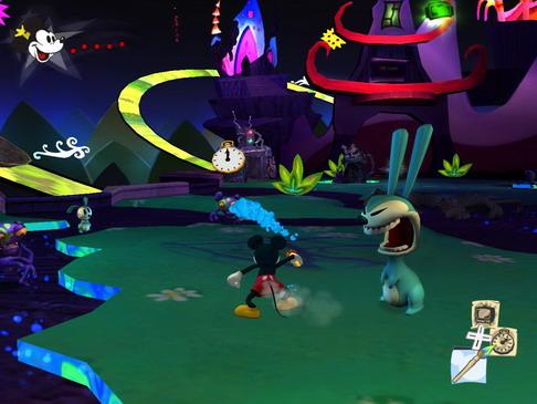 File:Epic Mickey Screenshot.jpg