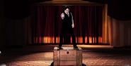 Harry Houdini's stage
