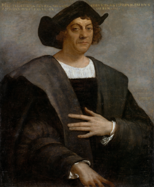Christopher Columbus Based On