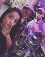 Lilly Singh with ERB 2