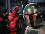 Deadpool vs Boba Fett Thumbnail