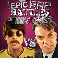 1.John Lennon VS Bill O'Reilly - Epic Rap Battles of History