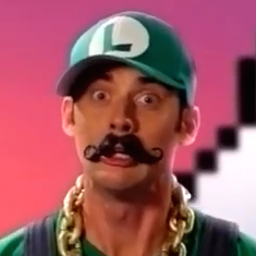 Luigi In Battle