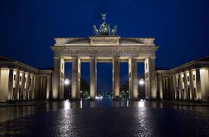 Brandenburg Gate Based On