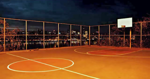Basketball Court Based On