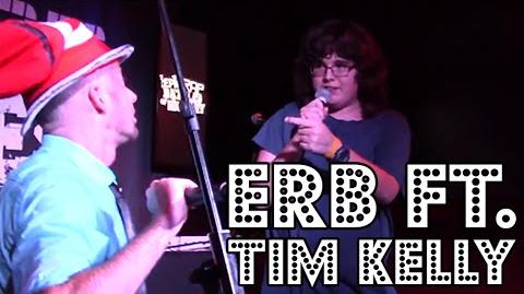 Epic Rap Battles of History Live ft. Tim Kelly