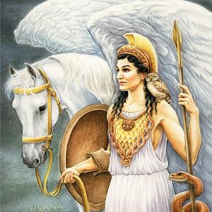 Athena Based On