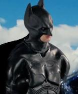 Batman Cameo Wonder Woman vs Stevie Wonder