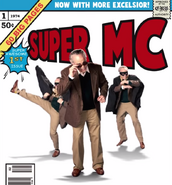 Comic Book Stan Lee