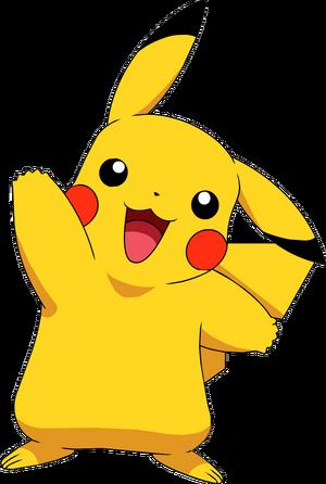 Pikachu Based On